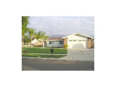 10186 Effen Street, Rancho Cucamonga, CA 91730 - MLS#: CV17186447