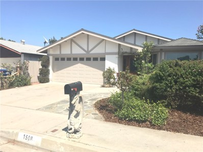 1508 Cedarbreak Avenue, Rowland Heights, CA 91748 - MLS#: CV17188951
