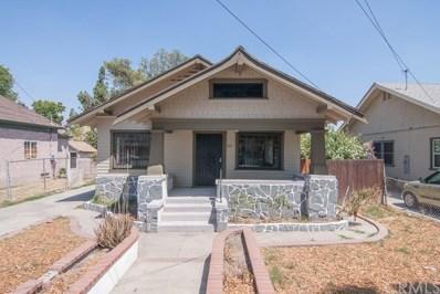 737 N G Street, San Bernardino, CA 92410 - MLS#: CV17189975