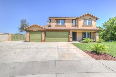 1309 Radcliffe Circle, Corona, CA 92881 - MLS#: CV17192684