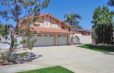 853 W 20th Street, Upland, CA 91784 - MLS#: CV17193107