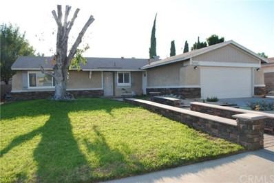 1456 N Lilac Avenue, Rialto, CA 92376 - MLS#: CV17193397