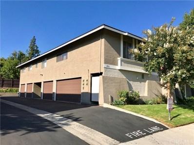 253 Whitney Avenue UNIT 2, Pomona, CA 91767 - MLS#: CV17194327