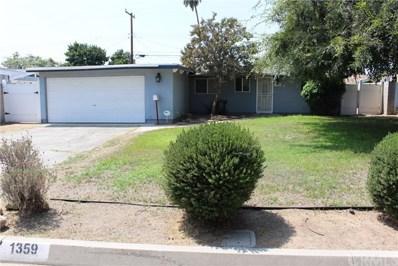 1359 N Fenimore Avenue, Covina, CA 91722 - MLS#: CV17196324