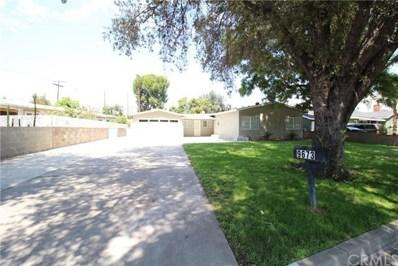 9673 Estrellita Street, Riverside, CA 92503 - MLS#: CV17196361