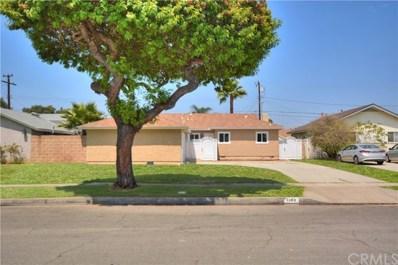 1349 W Oak Avenue, Fullerton, CA 92833 - MLS#: CV17196832