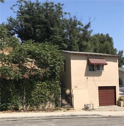 710 Record Avenue, Los Angeles, CA 90063 - MLS#: CV17196913