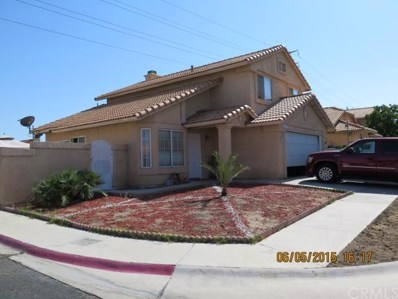 16185 Hiddenwood Lane, Victorville, CA 92395 - MLS#: CV17198534