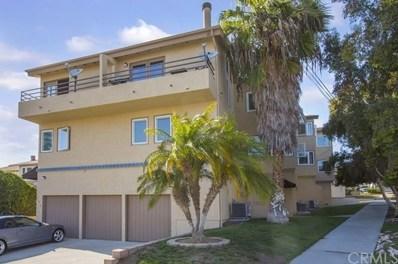 508 W Kalmia Street UNIT 3, San Diego, CA 92101 - MLS#: CV17199281