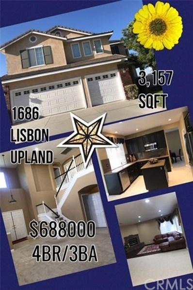 1686 Lisbon, Upland, CA 91784 - MLS#: CV17199424