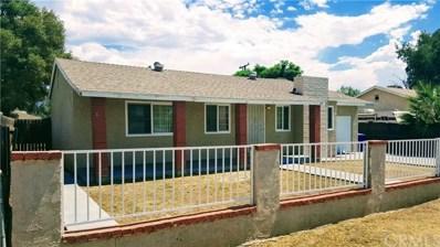 1117 Myrtle Drive, San Bernardino, CA 92410 - MLS#: CV17199486