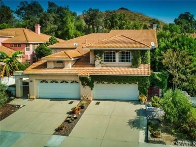 3008 Crape Myrtle Circle, Chino Hills, CA 91709 - MLS#: CV17199822