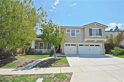 3855 Wasatch Drive, Corona, CA 92881 - MLS#: CV17200245