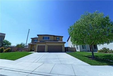 14855 Bridal Trail Circle, Eastvale, CA 92880 - MLS#: CV17200498