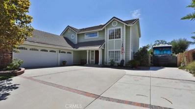 6574 Egglestone Place, Rancho Cucamonga, CA 91739 - MLS#: CV17204316