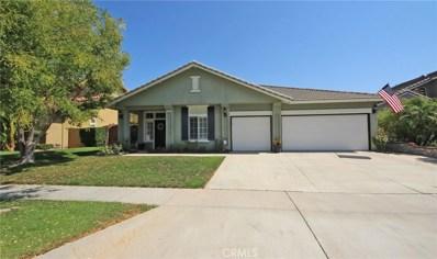 1537 Cedar Pines Drive, Corona, CA 92881 - MLS#: CV17204770