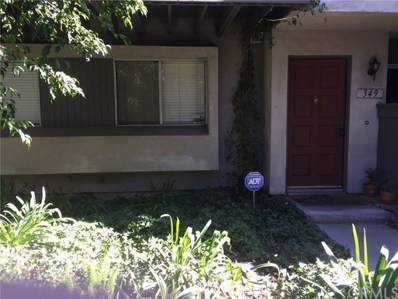 349 Ridge Terrace Lane, Montebello, CA 90640 - MLS#: CV17205172