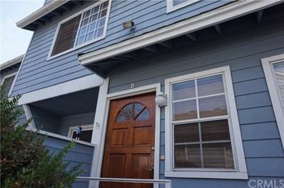 26135 Frampton Avenue UNIT D, Harbor City, CA 90710 - MLS#: CV17205527