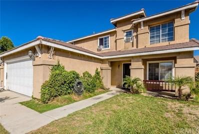 15358 Coleen Street, Fontana, CA 92337 - MLS#: CV17206375
