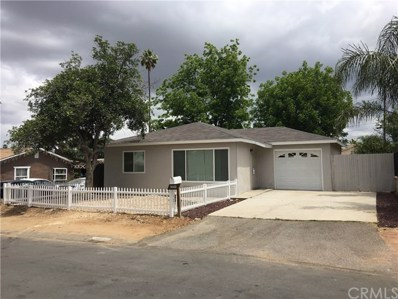 3683 Ellis Street, Corona, CA 92879 - MLS#: CV17206743