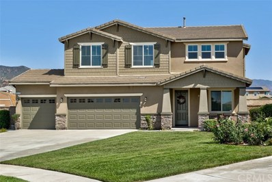 5515 Woodscent Court, Fontana, CA 92336 - MLS#: CV17206818
