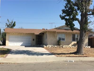 1265 Essex Avenue, Pomona, CA 91767 - MLS#: CV17207067
