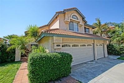 10309 Southridge Drive, Rancho Cucamonga, CA 91737 - MLS#: CV17207652