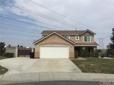 11393 Trotter Lane, Fontana, CA 92337 - MLS#: CV17207840