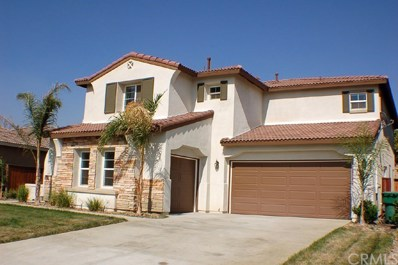 14674 Shady Valley Way, Moreno Valley, CA 92555 - MLS#: CV17208877
