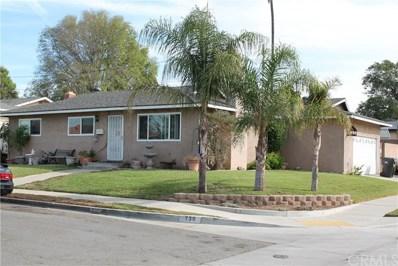 730 Sugar Lane, Corona, CA 92882 - MLS#: CV17209593