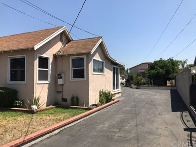 212 N Dalton Avenue, Azusa, CA 91702 - MLS#: CV17210136