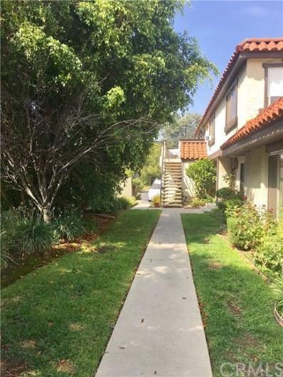1005 Cabrillo Drive UNIT C, Duarte, CA 91010 - MLS#: CV17210462