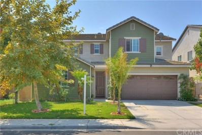 13833 Star Gazer Court, Eastvale, CA 92880 - MLS#: CV17212952