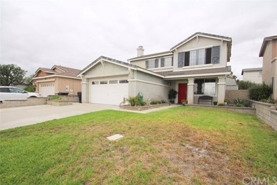 15652 Rockwell Avenue, Fontana, CA 92336 - MLS#: CV17213792