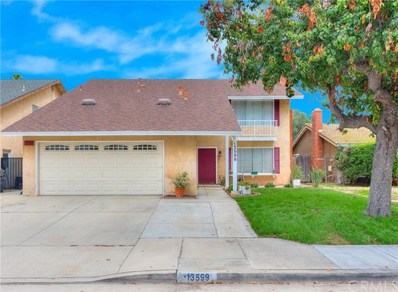 13599 Wilbur Avenue, Chino, CA 91710 - MLS#: CV17215305