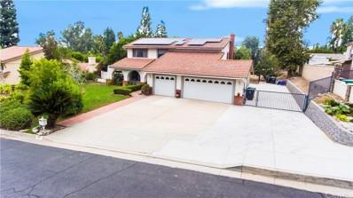 1411 Red Bluff Court, San Dimas, CA 91773 - MLS#: CV17216272