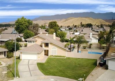 945 Holly Court, Banning, CA 92220 - MLS#: CV17216689