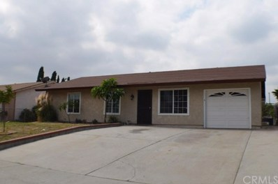 1725 Norval Street, Pomona, CA 91766 - MLS#: CV17216721