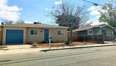 465 S Jordan Avenue, San Jacinto, CA 92583 - MLS#: CV17216833