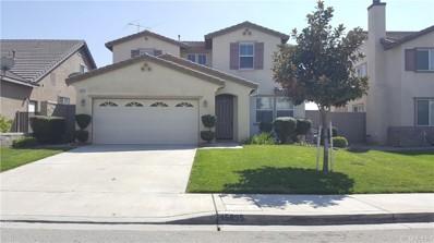 15635 Britney Drive, Fontana, CA 92336 - MLS#: CV17216852