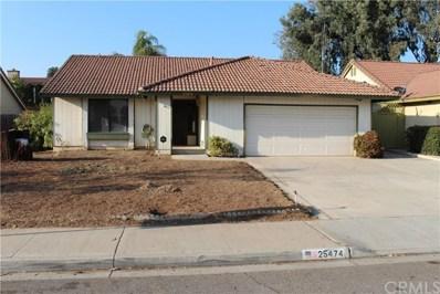 25474 Dracaea Avenue, Moreno Valley, CA 92553 - MLS#: CV17217725