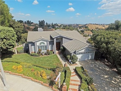 2054 Turquoise Circle, Chino Hills, CA 91709 - MLS#: CV17218355