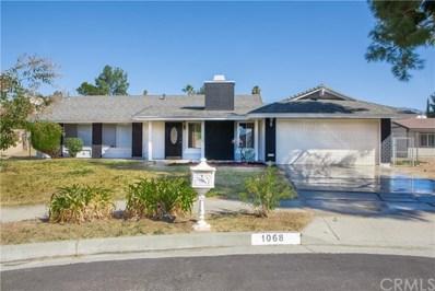 1068 Paseo Del Sol, Banning, CA 92220 - MLS#: CV17218931