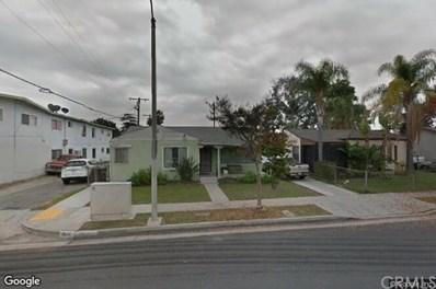 1844 E 124th Street, Compton, CA 90222 - MLS#: CV17219730