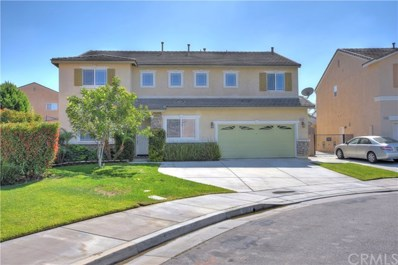 6582 Cordierite Court, Jurupa Valley, CA 91752 - MLS#: CV17220261