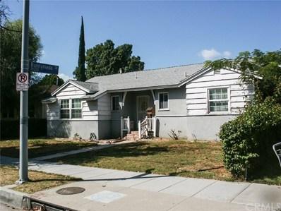 7501 Corbin Avenue, Canoga Park, CA 91306 - MLS#: CV17220319