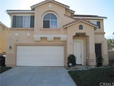 5592 Lone Pine Drive, Fontana, CA 92336 - MLS#: CV17222059