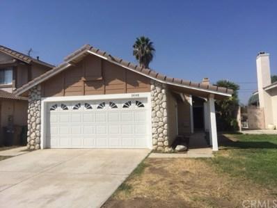 24148 Poppystone Drive, Moreno Valley, CA 92551 - MLS#: CV17222106