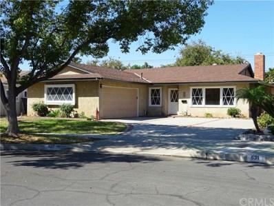 627 N Jansen Avenue, San Dimas, CA 91773 - MLS#: CV17224522