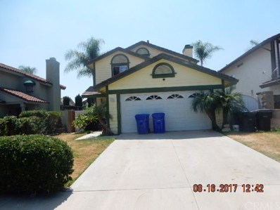 11666 Oak Knoll Court, Fontana, CA 92337 - MLS#: CV17225087